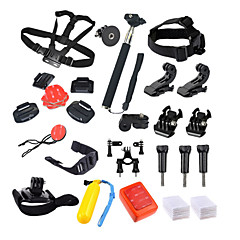 Accessories For GoPro,Anti-Fog Insert Monopod Buoy Adhesive Mounts Straps Hand Straps Clip Hand Grips/Finger Grooves Flex Clamp