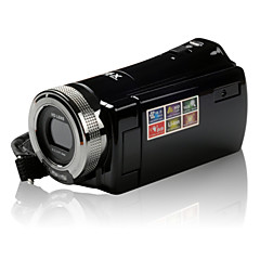 "ORDRO® DV-108 Digital Video Camera 720P 2.7"" TFT-LCD Screen CMOS Sensor Face Detection Anti-Shake"