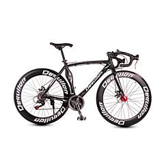 dequilon aluminij cestovni bicikl 21/18/16 mišića mačeta brzine disk kočnice 21-speed verzija klasičnih crnih sportova