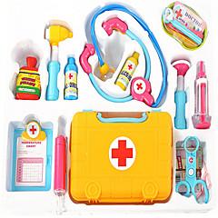 kinderen speelgoed huis arts medische simulatie toolbox