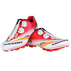 BOODUN/SIDEBIKE® Tênis Tênis para Mountain Bike Sapatos para Ciclismo HomensAnti-Escorregar Almofadado Ventilação Impacto Prova-de-Água