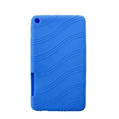 Huawei社mediapad T1 t1-701u 7」タブレット(アソートカラー)用シリコーンゴムゲルスキンケースカバー