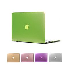 "matt metall farge full body sak deksel for MacBook Air 11 ""pro 13"" / 15 """