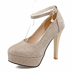 Women's Wedding Shoes Heels / Platform / Gladiator / Basic Pump / Comfort / Novelty / Styles / Round Toe / Closed Toe