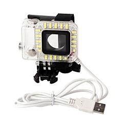 Gopro Accessories Spot Light LED LED, For-Action Camera,Gopro Hero 2 / Gopro Hero 3+ / Gopro Hero 5 / Gopro Hero 4 / Gopro Hero 4 Session
