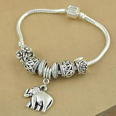 Unisex / Couples' Charm / Chain Bracelet Alloy Non Stone