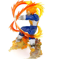 Dragon Ball Andre PVC Anime Action Figurer Modell Leker Doll Toy