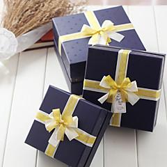 Geschenk Schachteln(Dunkelmarinenblau,Kartonpapier) -Nicht personalisiert-Quinceañera & Der 16te Geburtstag / Geburtstag / Hochzeit /