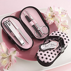 Pink Flip Flop Pedicure Set Bachelorette Party Favors BETER-ZH008