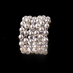 Bracciali Per donna Collezione Persona Beads Perle finte Strass