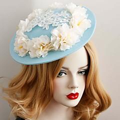 נשים נערת פרחים תחרה בד כיסוי ראש-חתונה אירוע מיוחד כובעים חלק 1