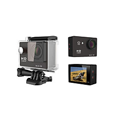 OEM W9 Sports Action Camera 5MP 640 x 480 / 2048 x 1536 / 2592 x 1944 / 3264 x 2448 / 1920 x 1080 / 3648 x 2736WiFi / Waterproof / All in