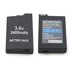 Logitech-PSP 2000/3000-Mini-Polycarbonaat-Audio en Video-Batterijen en Opladers-Sony PSP 3000 / Sony PSP 2000-Sony PSP 3000 / Sony PSP