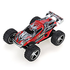 Buggy WLToys L929 1:28 Brush Electric RC Car 50KM/H 2.4G Black / Red / Blue Ready-To-GoRemote Control Car / Remote Controller/Transmitter