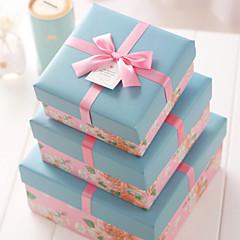 Geschenk Schachteln(Blau,Kartonpapier) -Nicht personalisiert-Babyparty / Quinceañera & Der 16te Geburtstag / Geburtstag / Hochzeit /
