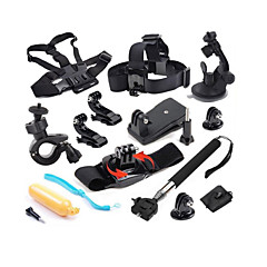 Gopro Accessories Monopod / Gopro Case/Bags / Buoy / Suction Cup / Clip / Hand Grips/Finger Grooves / Mount/Holder / Accessory KitFor-