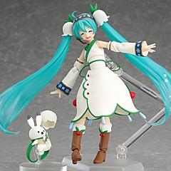 Vocaloid Hatsune Miku PVC Anime Action-Figuren Modell Spielzeug Puppe Spielzeug