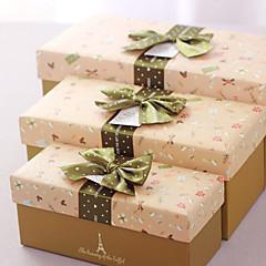 Geschenk Schachteln(Champagner,Kartonpapier) -Nicht personalisiert-Hochzeit / Jubliläum / Brautparty / Babyparty / Quinceañera & Der 16te