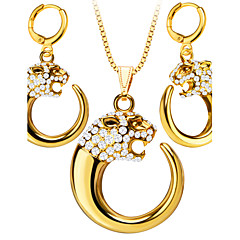 New 2 Colors Platinum/18K Gold Plated Rhinestone Jewelry Wholesale Resizable Unique Round Pendant Necklace Women S20096