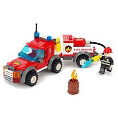 אבני בניין / צעצוע פאזל / צעצוע חינוכי לקבלת מתנה אבני בניין ABS מעל 6 כסוף צעצועים