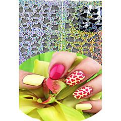 Nail Art Sticker Hele nageltips / Nagelsieraden