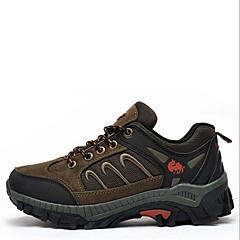 את הסגנון החדש נעלי החלקת קטיפה כפולות חיצוניות נעלי הליכה לנשימה נטו בד