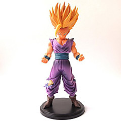 Anime Akcijske figure Inspirirana Dragon Ball Son Gohan PVC CM Model Igračke Doll igračkama
