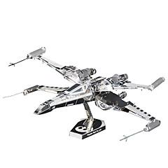 jigsaw zagonetke 3D puzzle / Metalne puzzle Građevni blokovi DIY igračke Metal Pink Igračka model i građenje