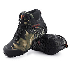 BAIDENG Men's Climbing / Hiking / Leisure Sports / Cross-country / Backcountry Mountaineer Shoes Autumn