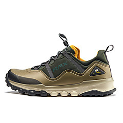 Rax Men's Hiking Mountaineer Shoes Spring / Summer / Autumn / Winter Damping / Wearable Shoes Green / Orange 39-44