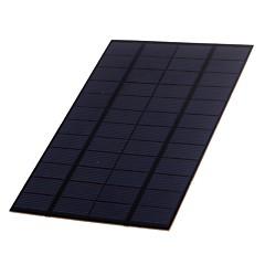 4W 12v pet laminierte polykristallinem Silizium Solarpanel Solarzelle für DIY (sw4012)