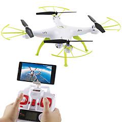 SYMA X5HW Trântor 6 axe 4ch 2.4G RC Quadcopter Iluminat LED / Headless mode / zbor de 360 grade / Acces în timp real Footage