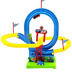 véhicule de puzzle rail jouet électrique