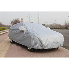 automotive bil hette bomull linter jevning regn vanntett solkrem sy bil dekke solskjerm