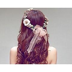 נשים פלסטיק שרף כיסוי ראש-חתונה סרטי ראש חלק 1