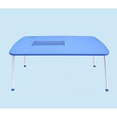 varmespredning dobbel vifte bule laptop stativ / fordable skrivebord 57 * 34 * 27