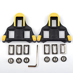 Promend® Cycling Bike Road SPD SL Cleat Set 6 degree Compatible for SHIMANO - 2pcs