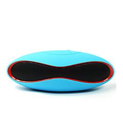 Mini X6 Football Outdoor Bluetooth Speaker 3.0 Mini Portable Wireless Card Small Stereo Subwoofer