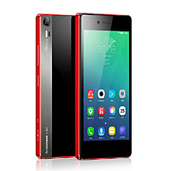 """Lenovo Vibe Z90-7 Red 5.0""""FHD Android 5.1 4G Phablet MSM8939 Octa Core 3GB+32GB 16MP+8MP 3000mAh Battery"""