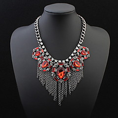 High-End Jewelry Wild Pearl Necklace Droplets