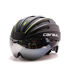 CAIRBULL Unisex Cykel Hjelm 28 Ventiler Cykling Vej Cykling En størrelse PC EPS Hvid Grøn Rød Blå