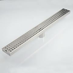 "Abfluss / Edelstahl / Andere /600x68x70mm(23.6x2.7x2.8"") /Edelstahl /Modern /600mm(23.6"") 68mm(2.7"") 1.15KG"