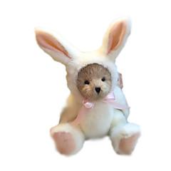 Игрушки Ролевые игры / Мягкие игрушки Rabbit Мультяшная тематика Необычные игрушки Для мальчиков / Для девочек Хлопок / Плюш