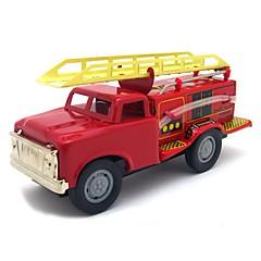 Spielzeugautos zum Aufziehen Aufziehbare Spielsachen Züge Feuerwehrauto Spielzeuge Schleppe Neuheit Stücke