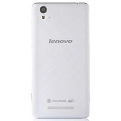 "Lenovo A858T 5.0 "" Android 4,4 4G smarttelefon ( Dubbla SIM kort Quad Core 8 MP 1GB + 8 GB Vit )"