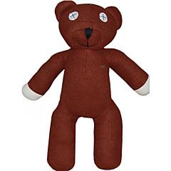 Мистер Бин плюшевый мишка мягкие чучела плюшевые игрушки куклы подарок малышей 21см