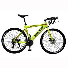 Racercykler Cykling 21 Speed 26 tommer (ca. 66cm)/700CC 40mm Herre / Kvinders / Unisex SHIMANO TX30 Dobbelt skivebremse Normal Monocoque