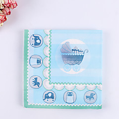 100% virgin pulp 20pcs Baby Carriage Napkins
