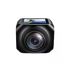 R360 Mini Sports Camera 1920*1440/30fps 1.5 Inch Screen 360VR Wifi WIFI Function