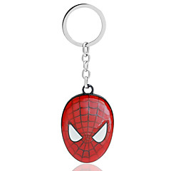 Zinc Alloy Keychain Favors-1 Piece/Set Keychains Classic Theme Non-personalised Red